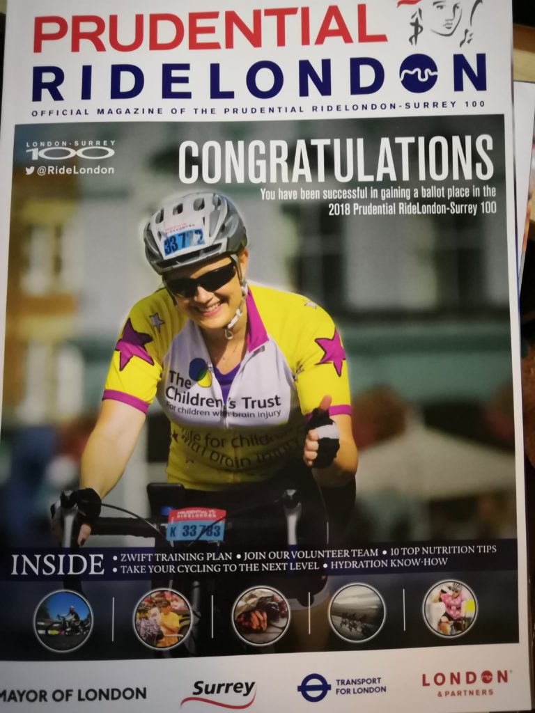 RideLondon 2018 magazine